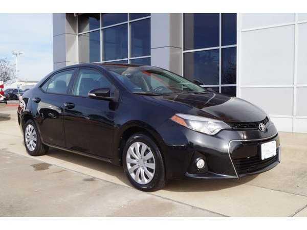 Toyota Corolla 2015 $11552.00 incacar.com