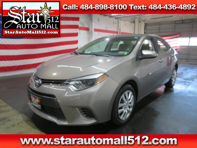 Toyota Corolla 2015 $11995.00 incacar.com