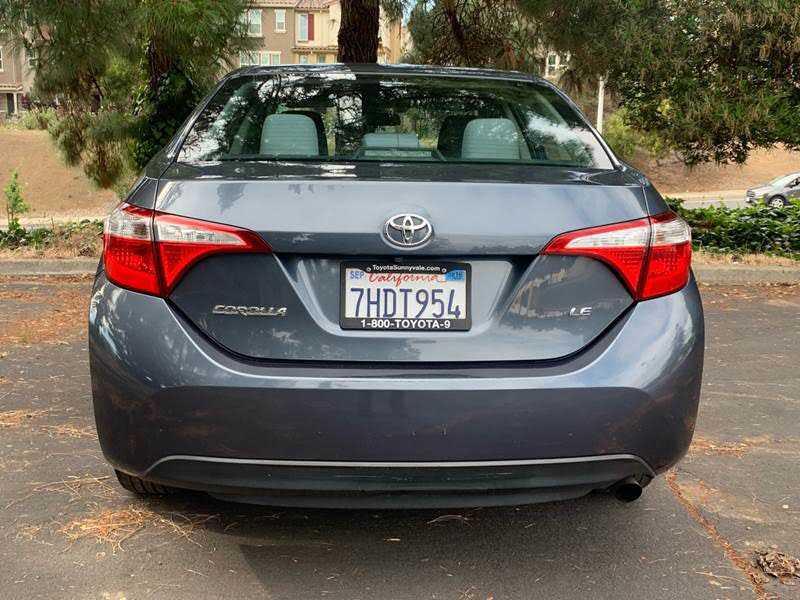 Toyota Corolla 2015 $6940.00 incacar.com