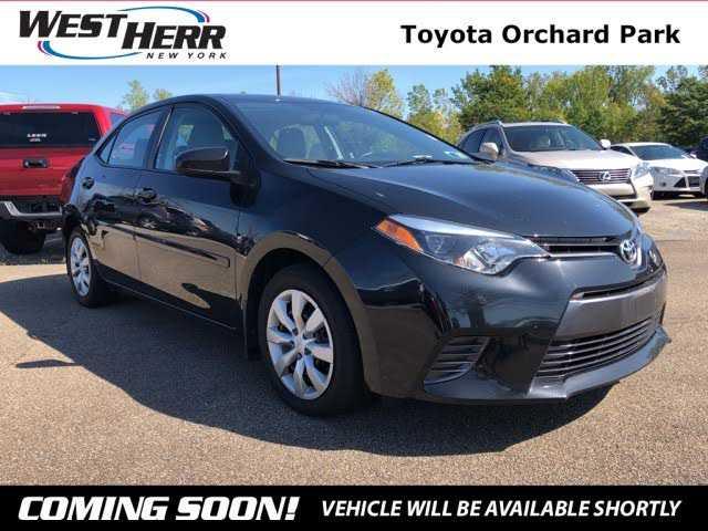 Toyota Corolla 2016 $13947.00 incacar.com