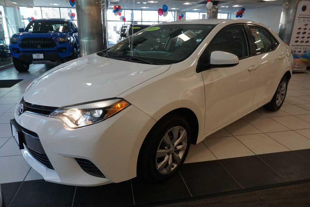 Toyota Corolla 2016 $13488.00 incacar.com