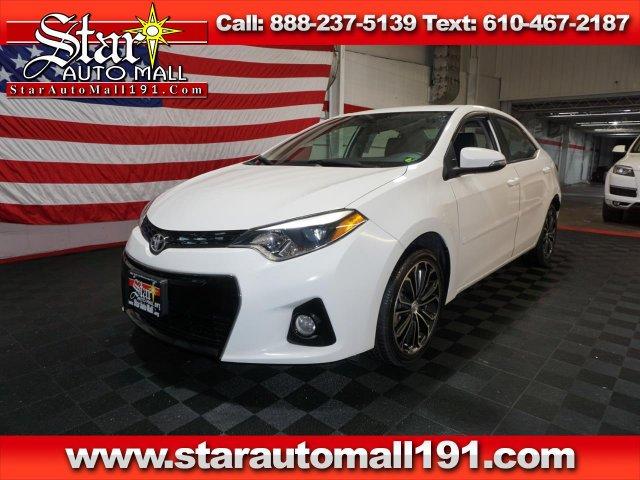 Toyota Corolla 2016 $14711.00 incacar.com