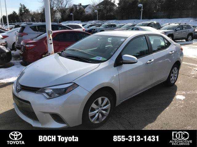 Toyota Corolla 2016 $14288.00 incacar.com
