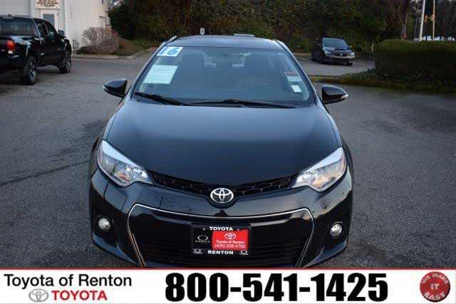 Toyota Corolla 2016 $11981.00 incacar.com