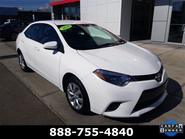 Toyota Corolla 2016 $13550.00 incacar.com
