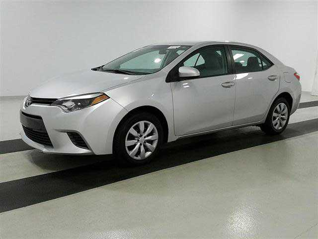 Toyota Corolla 2016 $14975.00 incacar.com
