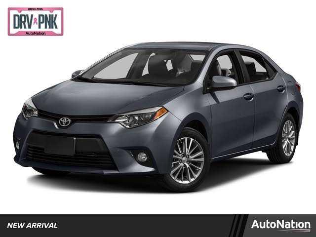 Toyota Corolla 2016 $7690.00 incacar.com