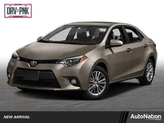 Toyota Corolla 2016 $7819.00 incacar.com