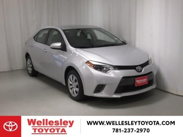 Toyota Corolla 2016 $15190.00 incacar.com