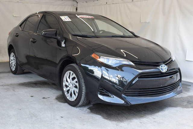 Toyota Corolla 2017 $9291.00 incacar.com