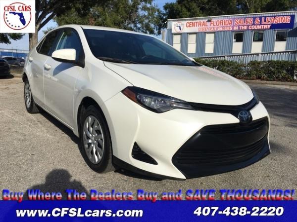 Toyota Corolla 2017 $11900.00 incacar.com