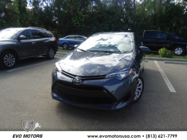 Toyota Corolla 2018 $11484.00 incacar.com