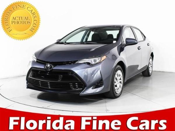 Toyota Corolla 2018 $14099.00 incacar.com