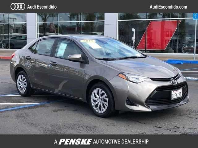 Toyota Corolla 2018 $15050.00 incacar.com