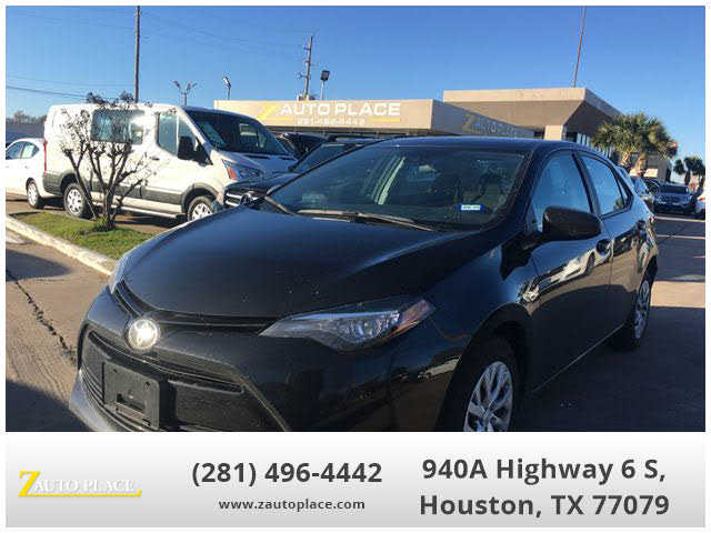 Toyota Corolla 2018 $16995.00 incacar.com
