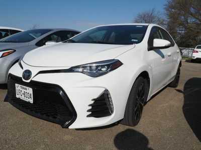 Toyota Corolla 2019 $16995.00 incacar.com