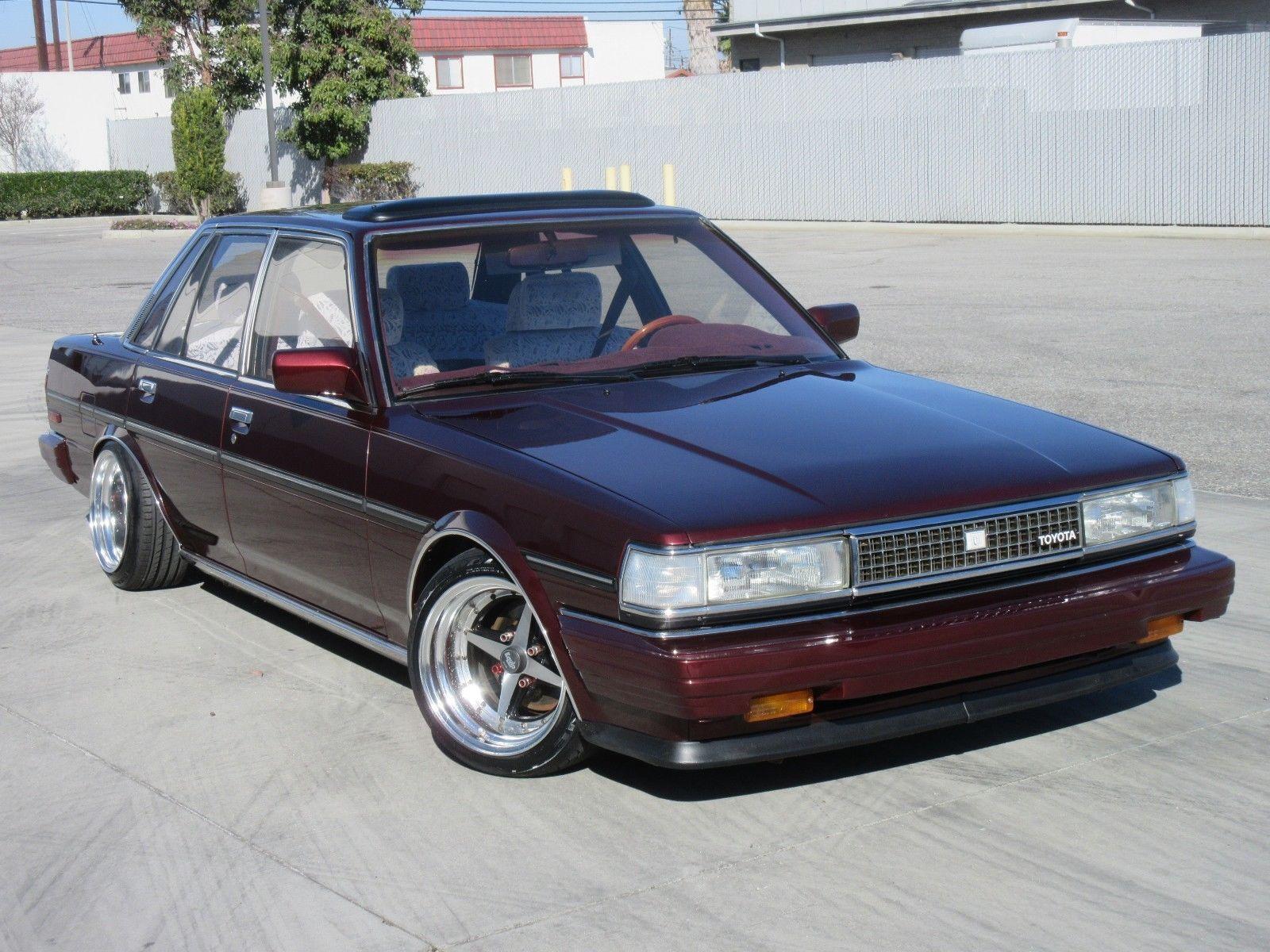 Toyota Cressida 1987 $13995.00 incacar.com