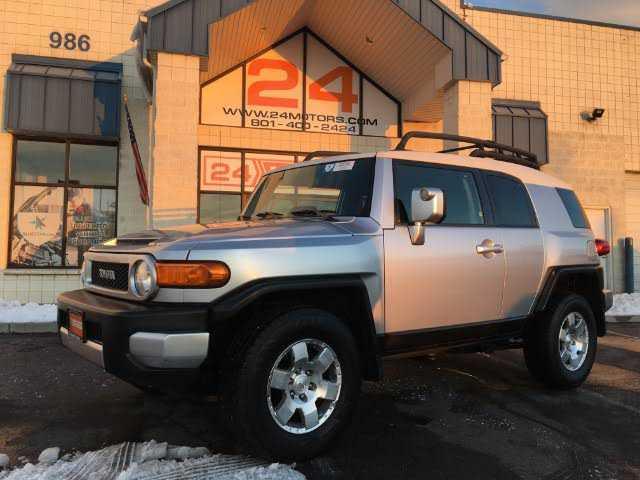 Toyota FJ Cruiser 2007 $18924.00 incacar.com