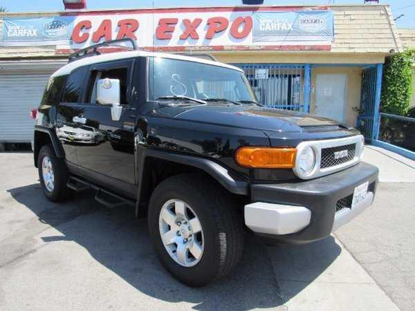 Toyota FJ Cruiser 2007 $16989.00 incacar.com