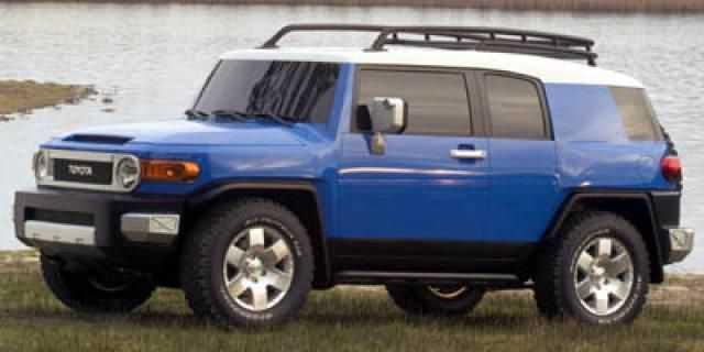 Toyota FJ Cruiser 2007 $11424.00 incacar.com