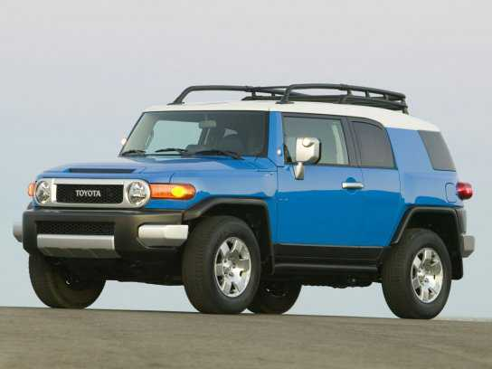 Toyota FJ Cruiser 2007 $12000.00 incacar.com