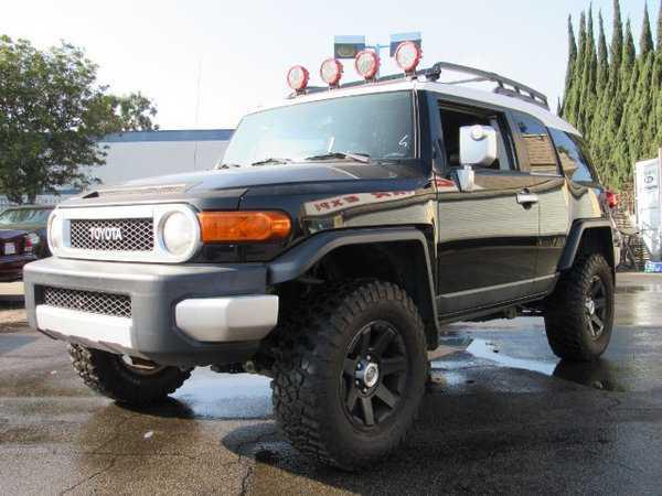 Toyota FJ Cruiser 2007 $12989.00 incacar.com