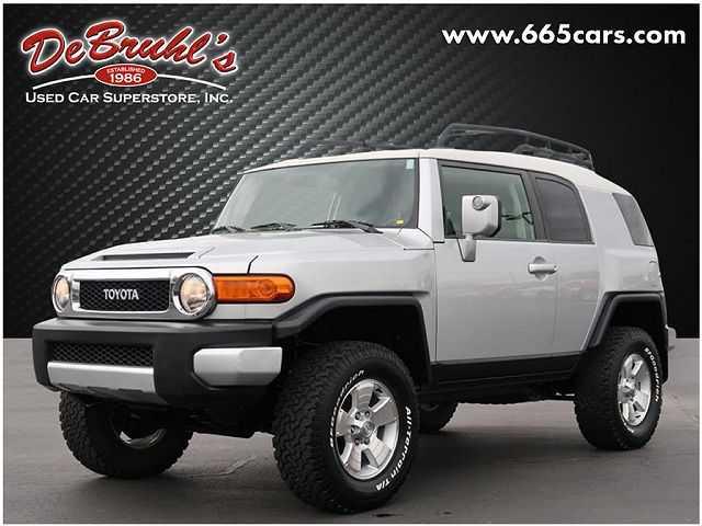 Toyota FJ Cruiser 2007 $15950.00 incacar.com