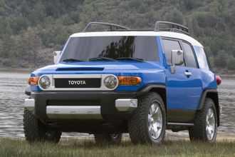 Toyota FJ Cruiser 2008 $10449.00 incacar.com