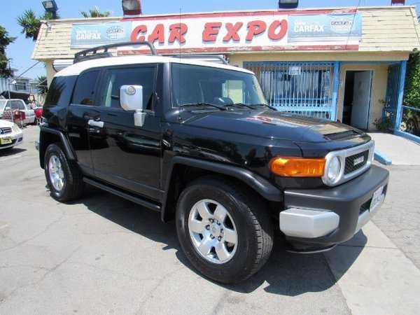 Toyota FJ Cruiser 2008 $14989.00 incacar.com