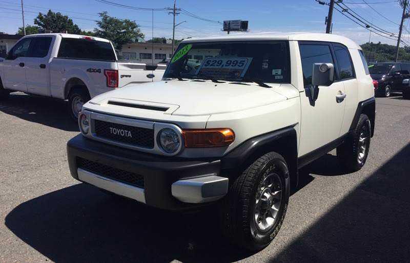 Toyota FJ Cruiser 2013 $29995.00 incacar.com