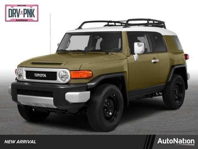 Toyota FJ Cruiser 2014 $29998.00 incacar.com