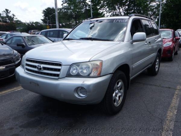 Toyota Highlander 2001 $3700.00 incacar.com
