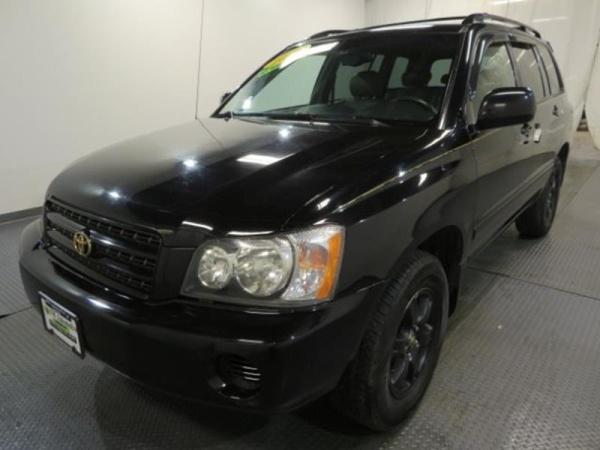 Toyota Highlander 2002 $3927.00 incacar.com