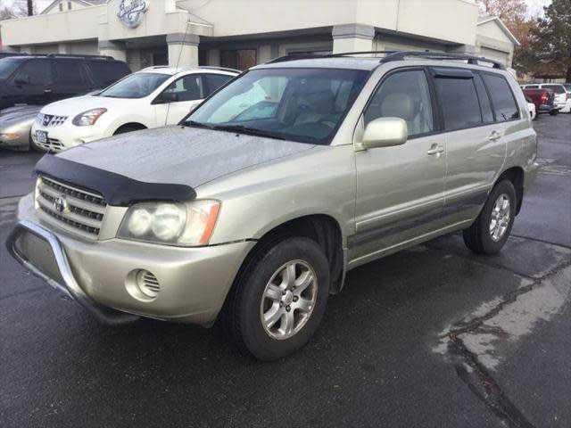 Toyota Highlander 2002 $4995.00 incacar.com