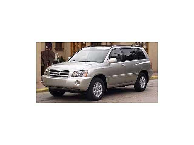 Toyota Highlander 2003 $2495.00 incacar.com