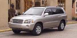 Toyota Highlander 2003 $6900.00 incacar.com