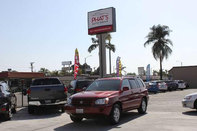 Toyota Highlander 2003 $6200.00 incacar.com