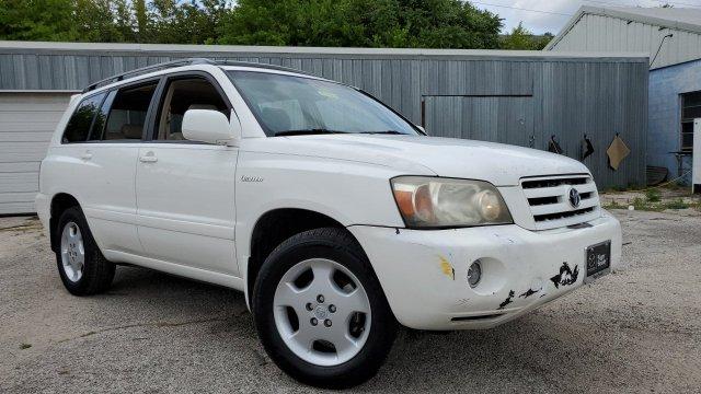 Toyota Highlander 2004 $6991.00 incacar.com