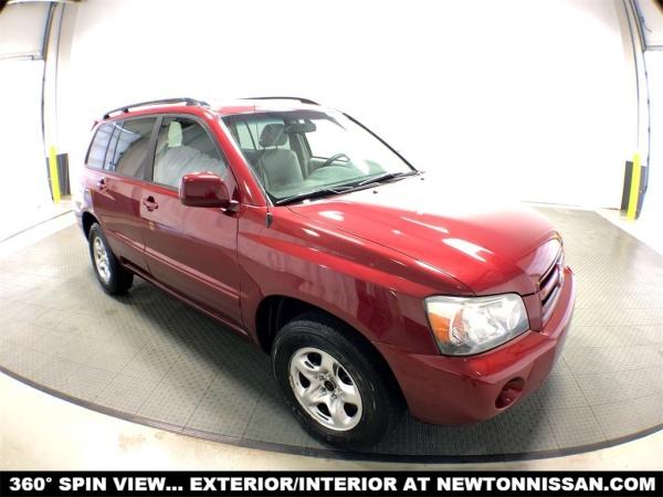 Toyota Highlander 2004 $3968.00 incacar.com