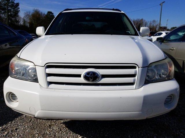 Toyota Highlander 2004 $6923.00 incacar.com