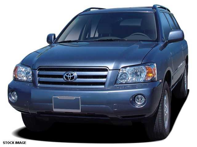 Toyota Highlander 2005 $5999.00 incacar.com
