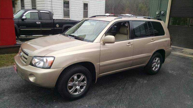 Toyota Highlander 2005 $5995.00 incacar.com