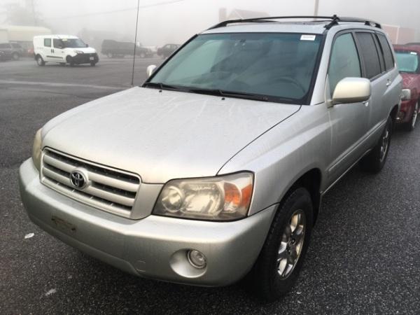 Toyota Highlander 2006 $8995.00 incacar.com