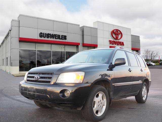 Toyota Highlander 2007 $5995.00 incacar.com
