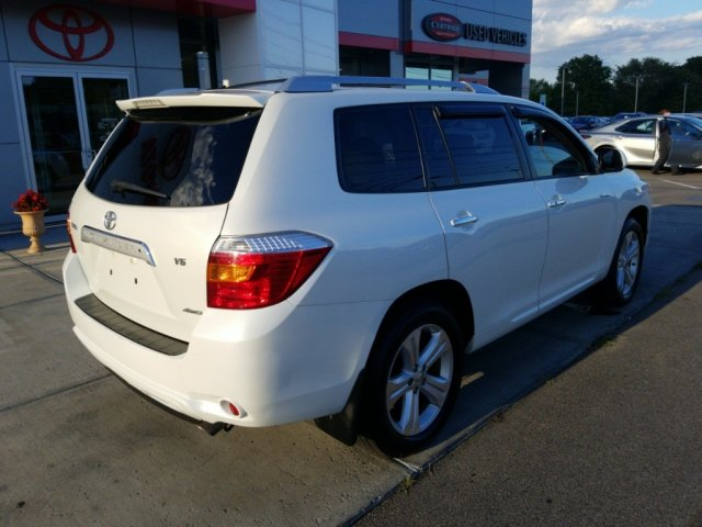 used Toyota Highlander 2008 vin: JTEES42A482062428
