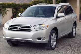 Toyota Highlander 2008 $11957.00 incacar.com