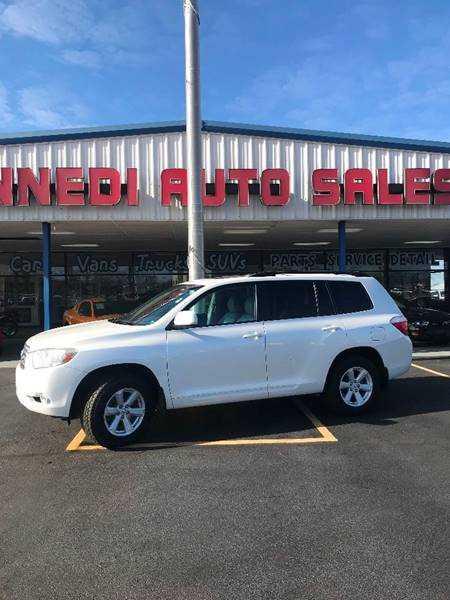 Toyota Highlander 2010 $10500.00 incacar.com