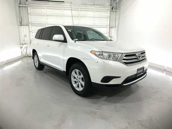 Toyota Highlander 2012 $16292.00 incacar.com
