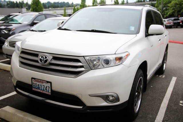 Toyota Highlander 2013 $22995.00 incacar.com