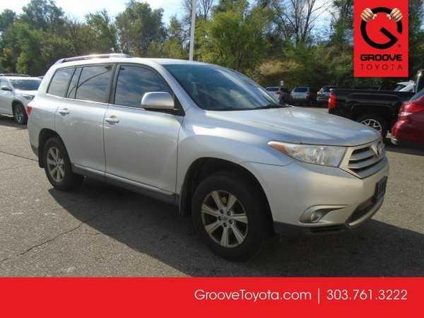 Toyota Highlander 2013 $14990.00 incacar.com